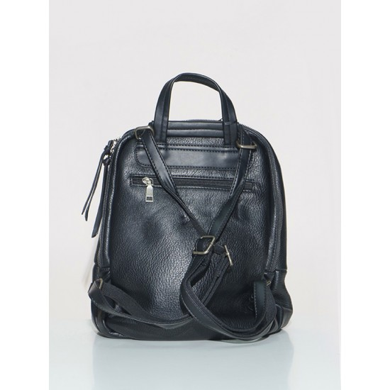 BACKPACK WITH EXTERNAL POCKET