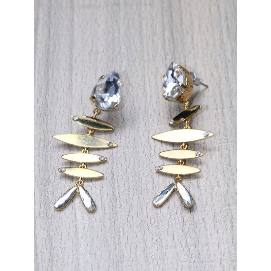 FISH DESIGN EARRING