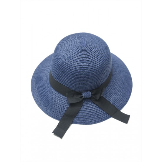 HAT WITH BOW TIE
